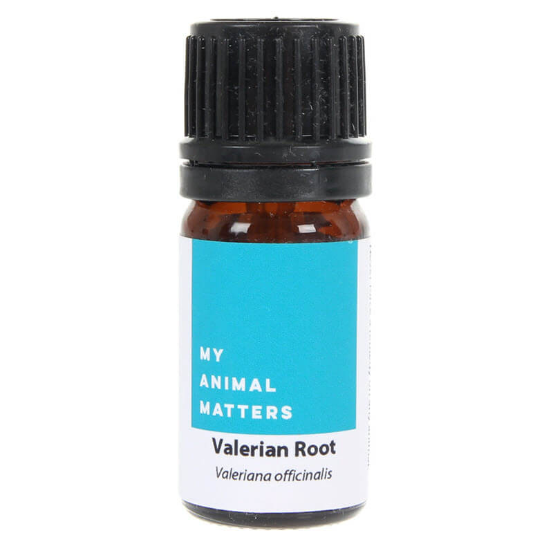 Valerian Root Essential Oil My Animal Matters
